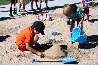 Frisco Bay Marina's fourth annual children's sandcastle competition will be held this Saturday Aug. 9. The event is free to the public, organizers ask for children to be registered prior to the event.