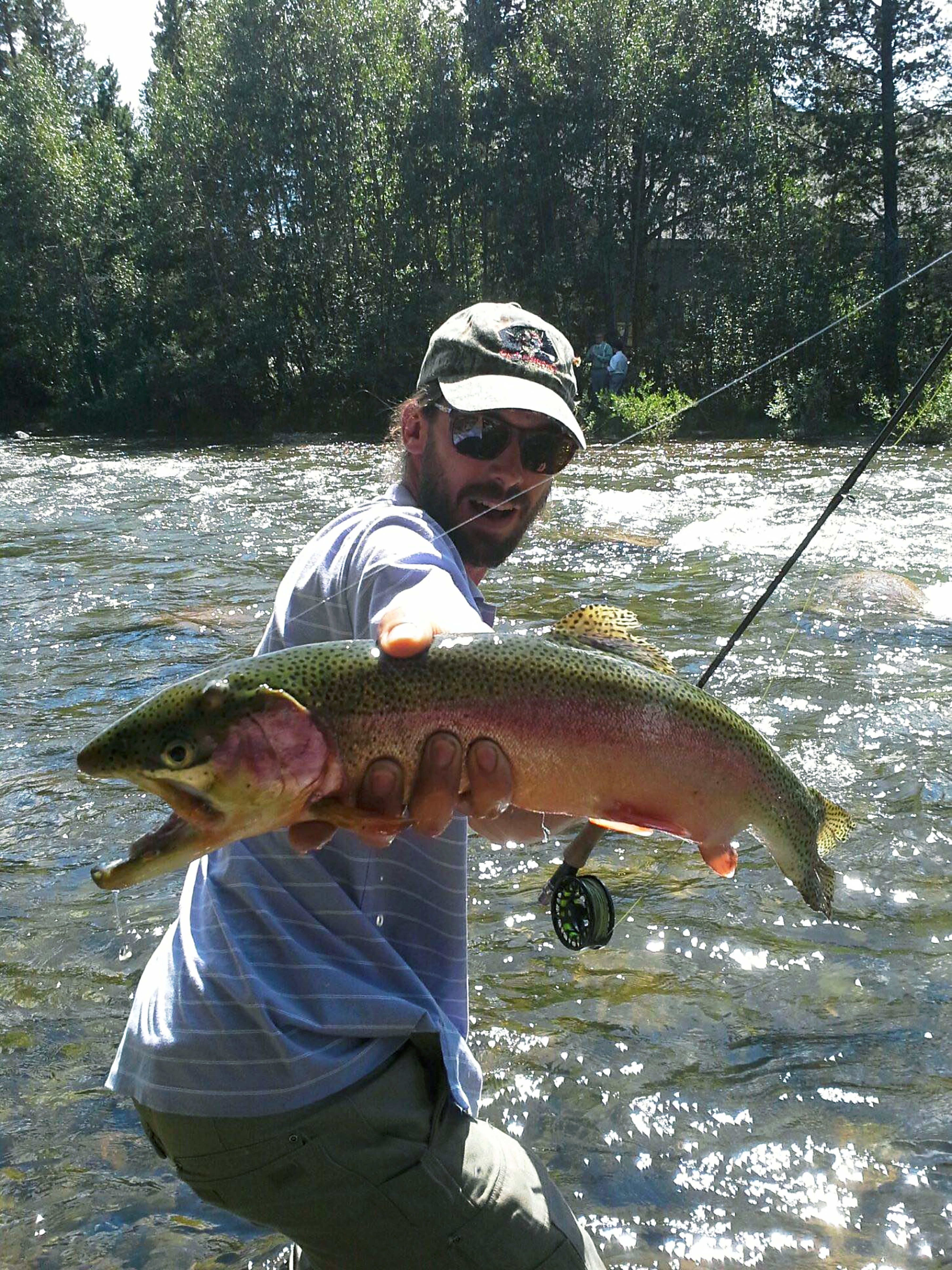 Fishing Secrets of the Rocky Mountains Revealed in Silverthorne