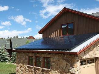 Innovative Energy installed this 4.5 kW system on a residence