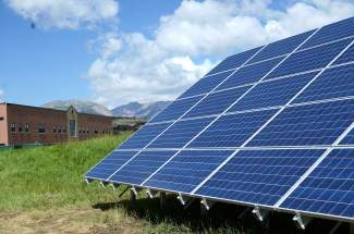 The Summit School Board on Tuesday night voted to remove the south array of solar panels at Summit Cove Elementary.