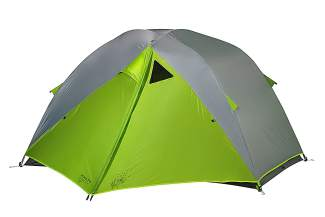 The Kelty TN2 backpacking tent ($249.95).
