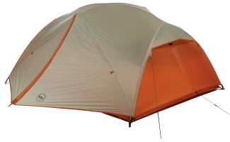 The Copper Spur UL3 tent ($499.95) from Big Agnes of Steamboat Springs.