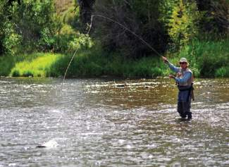 Summit county fishing report options abound but you may for Tarryall reservoir fishing report