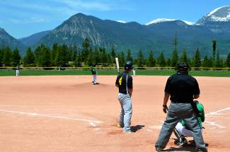 The Black Diamonds faced off against the Vail Vipers in a doubleheader on June 20 at Peninsula Park in Frisco.