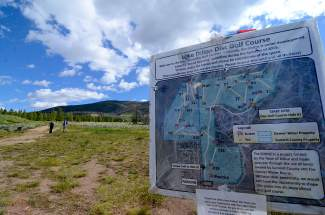 The Lake Dillon Disc Golf Course hosts a grand opening Aug. 1-2 in conjunction with the annual Mile High Classic disc golf tournament.