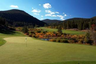 Tee Time: A gorgeous and unforgiving Par 5 at Breckenridge Golf Club