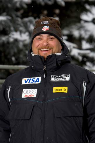 Greg Needell shortly after he was hired as the new alpine director and head coach for Team Summit Colorado before the 2015-16 ski season. Needell, a ski club veteran with more than 30 years as a coach, died at Mammoth Mountain before the start of summer training on June 7.