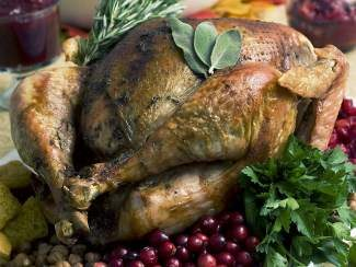 If you are culinary-challenged or don't have the time to put together a lavish feast for Thanksgiving this year, take your brood to one of Summit County's restaurants and let them do the cooking.