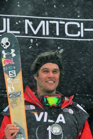 U.S. freeskier Bobby Brown of Breckenridge took first place in the U.S. Grand Prix Friday at Breckenridge in January. Brown later earned a trip to Sochi with podium appearances in the final two qualifiers in Park City.