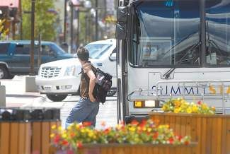 Summit County recently announced its sales tax revenue is expected to exceed 2012 numbers. The Summit Stage Transportation system is expected to benefit from some of that increased tax revenue, but officials said Wednesday it would do little to offset depleted reserves in the wake of rising operational costs.