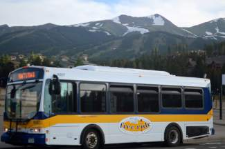 Breckenridge voters received calls from a survey company last week on the town's parking and transit plan. The survey was commissioned by Vail Resorts.