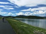 Pictured here is Dillon Reservoir, a main source of water for the Denver Metro Area. Two new proposed diversions in Colorado stand to draw water from the Colorado River.