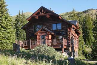 Francie's Cabin, built by the Summit Huts Association, is one of the most popular huts in Colorado. The association recently recieved approval from the U.S. Forest Service to build a new hut, Weber Hut, outside of Breckenridge.