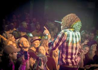 The Revivalists played at the Riverwalk Center in Breckenridge Sunday, March 6.