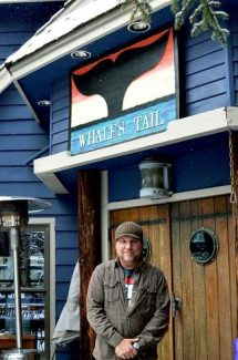 Terry Barbu purchased the Whale's Tail in Breckenridge last month, and plans to turn the restaurant into a late-1800s saloon after the winter season.