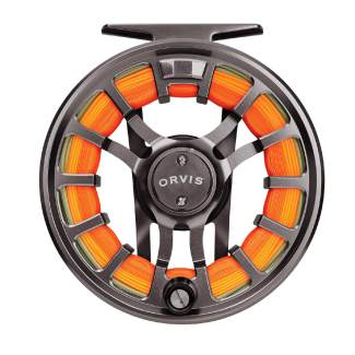 The recently released Orvis Hydros SL fly reel ($198-$259), a high-end reel at a mid-range price.
