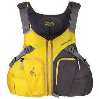 The Stohlquist Misty Type III PFD ($100-$150) for female paddlers.