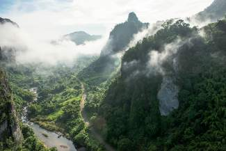 """""""River of Eden"""" is a Peter McBride film highlighting why locals in the Fijian Highlands said no to resource extraction."""