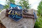 "Roger Cox, owner of House of Signs in Frisco, designed a memorial in honor of Jon ""Zeke"" Zdechlik, who died of lung cancer in July, 2015."