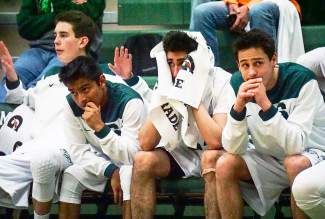 The Summit boy's basketball team lost to Battle Mountain at home on Tuesday night, 72-54.
