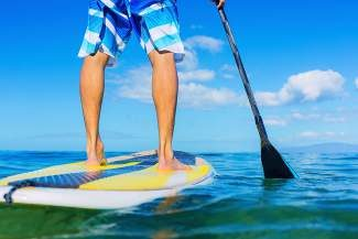 When considering buying paddleboard, the first question is what do you plan to use it for? Inflatables and hardshells each have their advantages.