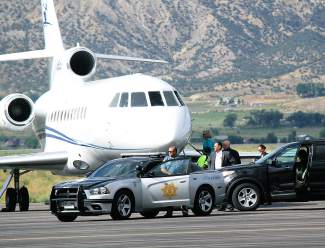 Taxpayers To Foot Security Bill For Hillary Clintons Aspen Fundraiser  Summ