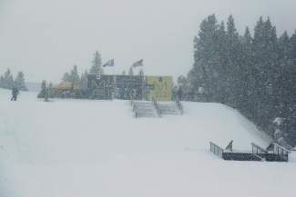 Weather Friday caused the U.S. Grand Prix skier slopestyle finals at Breckenridge  to be canceled. Qualifing results were used as finals. Snowboard slopestyle finals were rescheduled for Saturday. All other events are currently scheduled as planned. With Snow in the forecast weather will continue to be a factor throughout the weekend.
