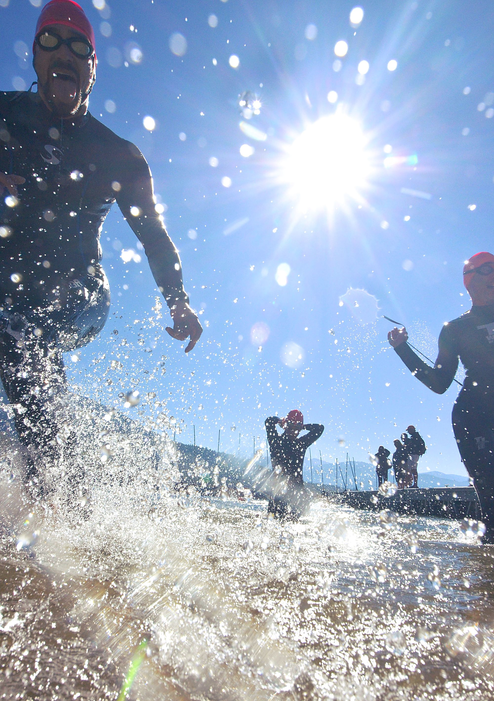 Photos and results from debut 106˚ West Triathlon half-Ironman in Dillon Sept. 10