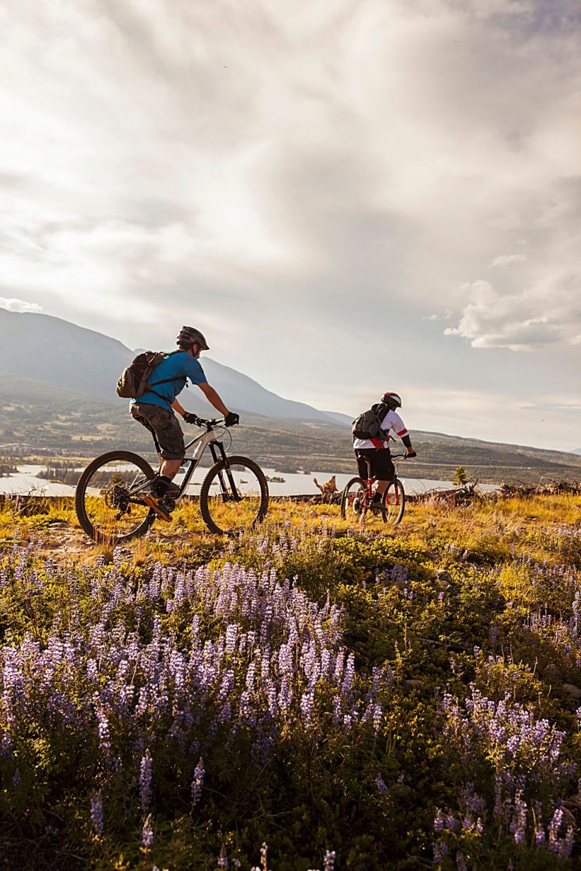 The Frisco Peninsula and Frisco Bike Park host a round of three mountain bike clinics with Lee Likes Bike Clinics of Boulder this month. The beginner/intermediate clinics are held Sept. 10 at 10 a.m. and 1 p.m., and the advanced clinic is held Sept. 17 at 10 a.m.