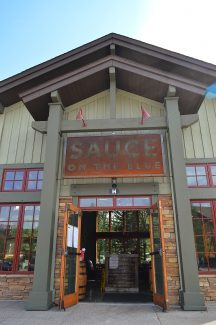 New restaurant Sauce on the Blue opens in Silverthorne