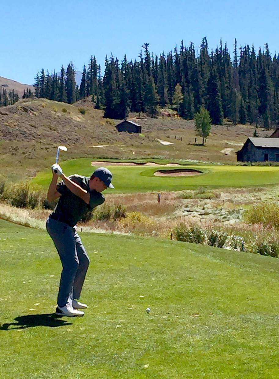 Lone Tiger at state: From Sept. 26-27, Summit High senior Graham Gaspard traveled with 84 other top-tier golfers from across the state for the 4A Colorado High School Golf Tournament, held at River Valley Ranch Golf Club in Carbondale.