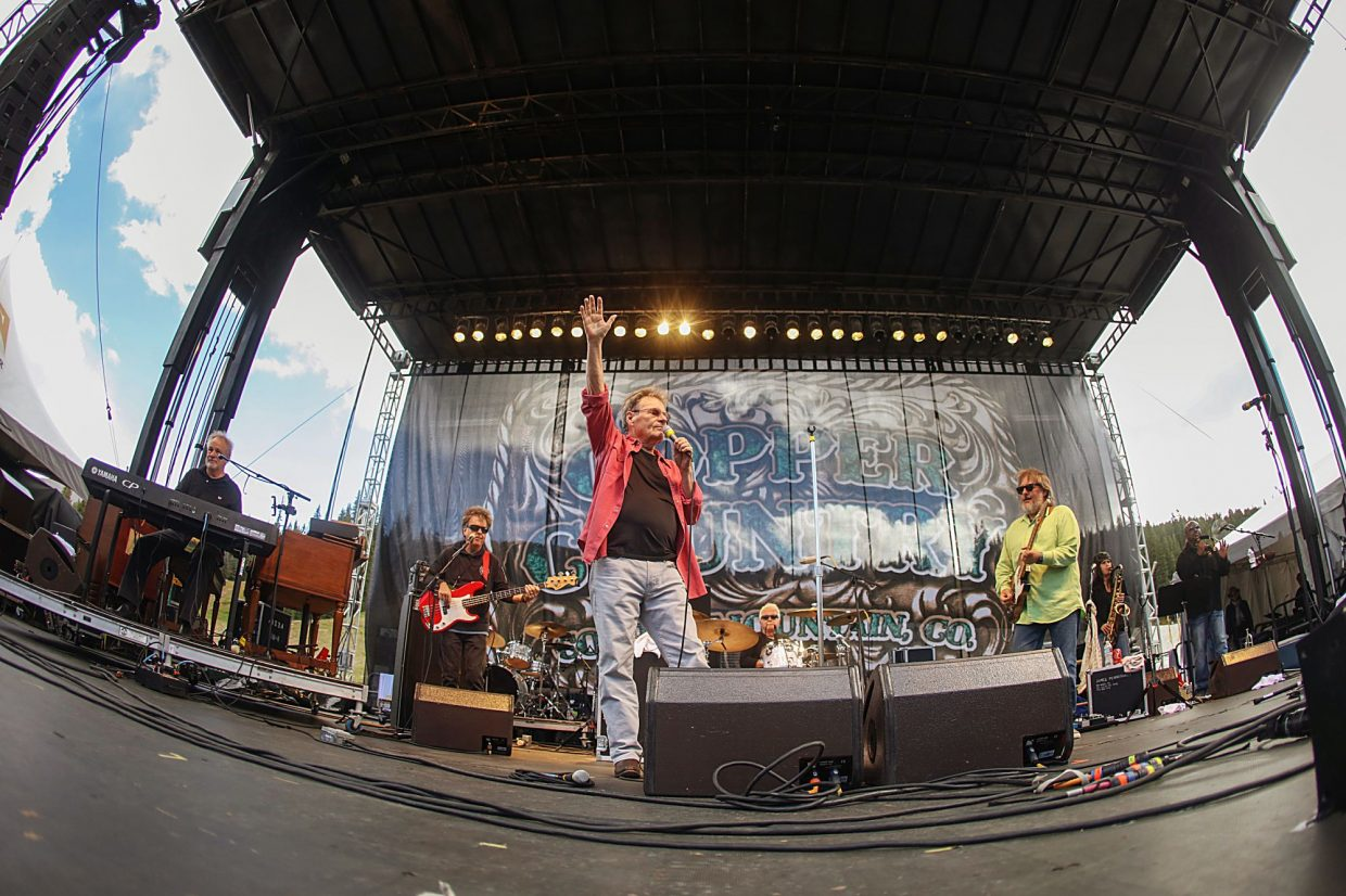 Copper Country brought free live music to Copper Mountain over Labor Day weekend.
