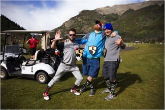 High Fives Foundation golf scramble at Copper raises 50K for injured athletes