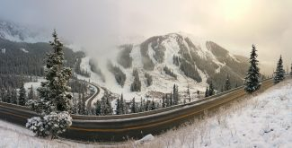 Arapahoe Basin Ski Area is set to open on Friday, making it the first hill to open in Colorado.