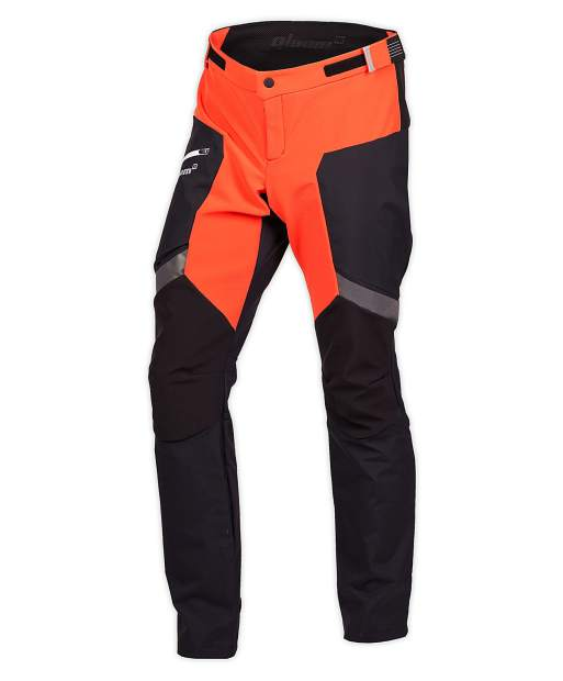 The men's Steele pants from Qloom have expandable bottom openings that are Nordic boot-friendly.