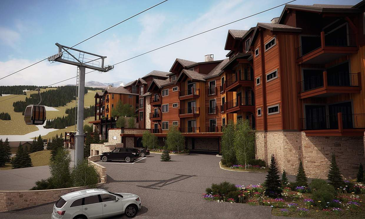 Breckenridge Grand Vacations Expands Building Plans