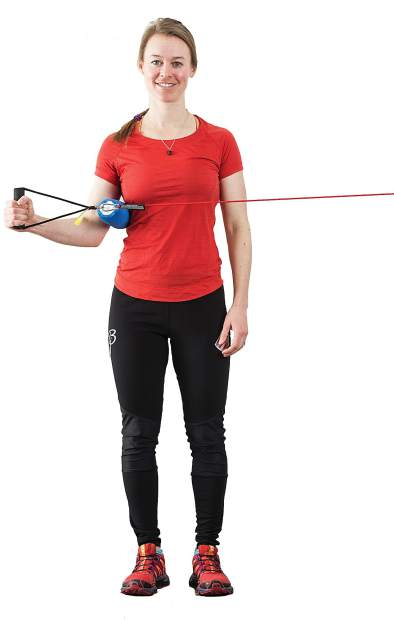 1A. Resisted External Rotation.