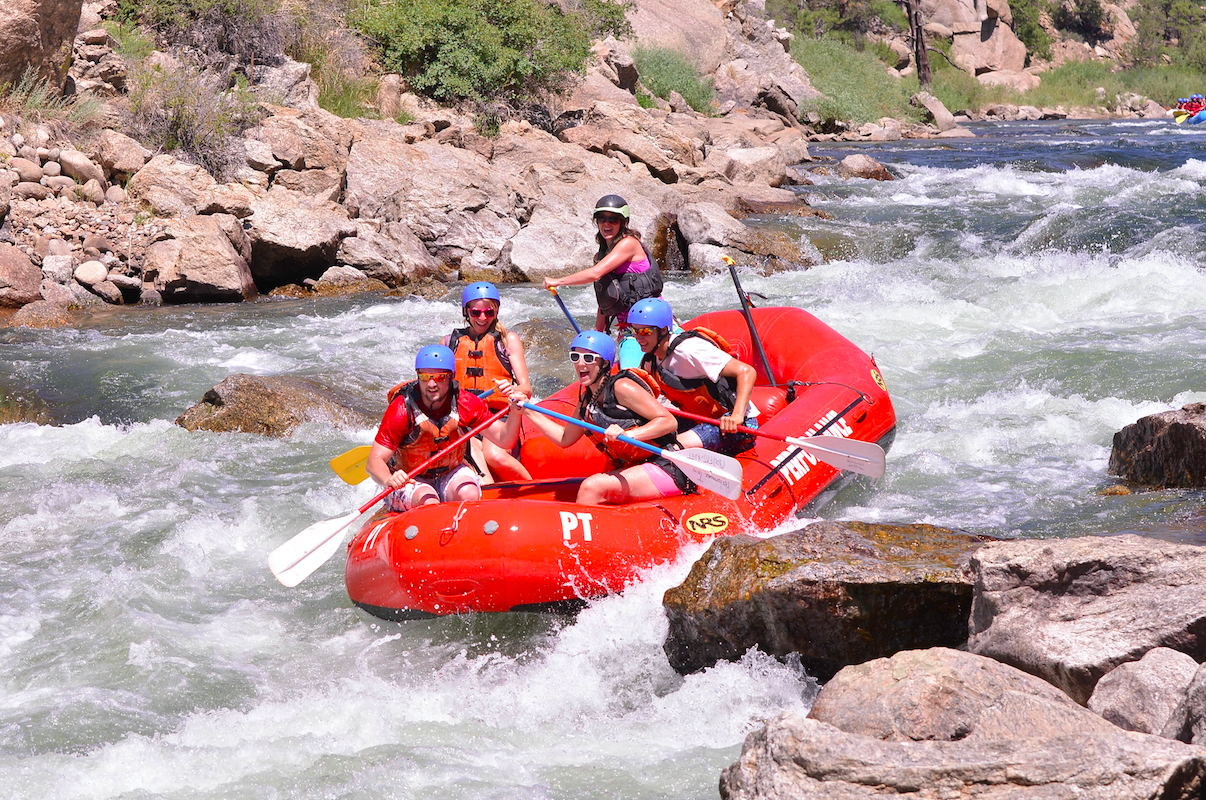 Best Rafting Company