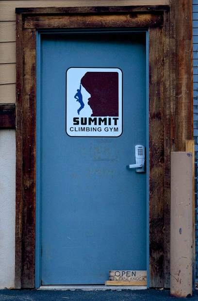 Summit Climbing Gym in Silverthorne is the only nonprofit, member-run indoor climbing gym in the Central Rockies. The gym celebrates its third anniversary on Nov. 1 with the local premiere of