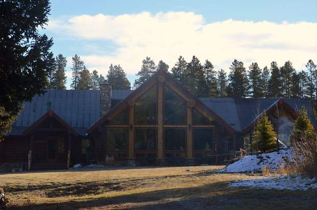 The front face of the Breckenridge Nordic Center on a dry day in early November. This winter, longtime owners Therese and Gene Dayton will focus solely on the Breckenridge center after nearly five decades split between there and the Frisco Nordic Center.