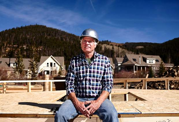 Dan McCrerey runs Traditional Neighborhood Builders. He's had a hand in most of the county's major workforce housing developments.