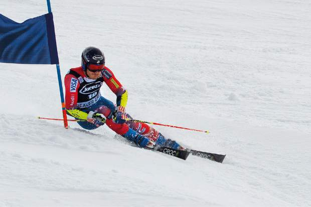 U.S. Ski Team's Tim Jitloff, a Truckee native, said that as a kid he was inspired by local legends like Daron Rahlves and recently retired teammate Marco Sullivan.