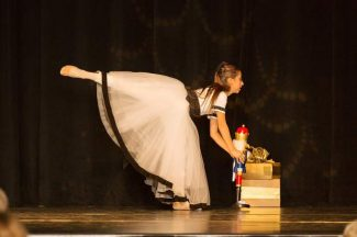 "Students of the Summit School of Dance and the CO.motion Dancers will perform ""The Nutcracker Suite"" at Warren Station Center for the Arts in River Run at Keystone Resort on Saturday, Dec. 3."