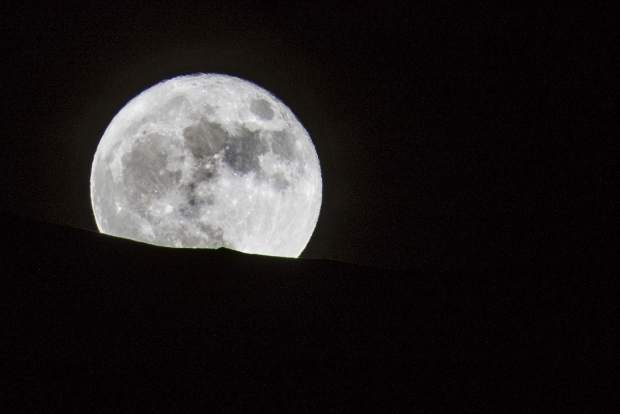 The super moon seen on Nov. 14 was the biggest full moon observers have seen in the sky since 1948.