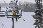 After a slow start to the season, Summit County ski areas got some fresh snow after back-to-back storms over the weekend and into Monday.