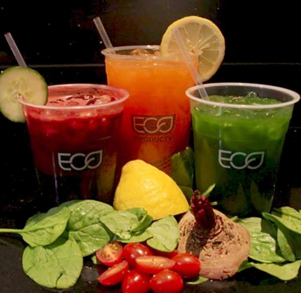 Juice bars like LoLo Juice in downtown Breckenridge are known for using whole-food ingredients like apples, kale, carrots and more to boost mental and physical health.