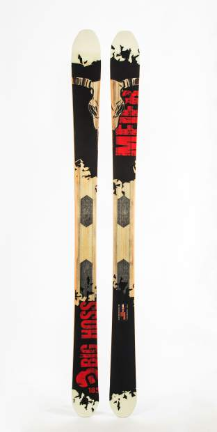 The 2017 Big Hoss men's ski from Meier Skis.