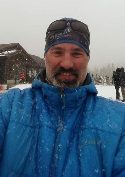 Team Breckenridge alpine coach Brian Peterson. This season, the longtime coach begins working with U-16 and U-19 competition skiers as the club's new ability coach.