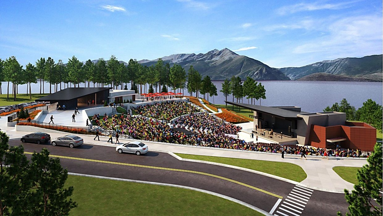 Dillon Plans Large Scale Amphitheater Renovations