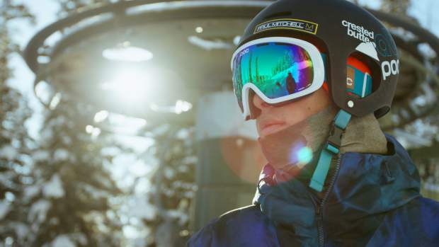 Crested Butte local Aaron Blunck. The 20-year-old from Englewood on the Front Range is making another bid for the Winter Olympics, beginning with third place for men's freeski superpipe at the U.S. Grand Prix in Copper on Dec. 17 and X Games in Aspen on Jan. 26-29.